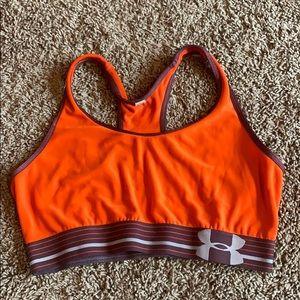 Small Under Armour sports bra